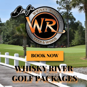 whisky river golf package